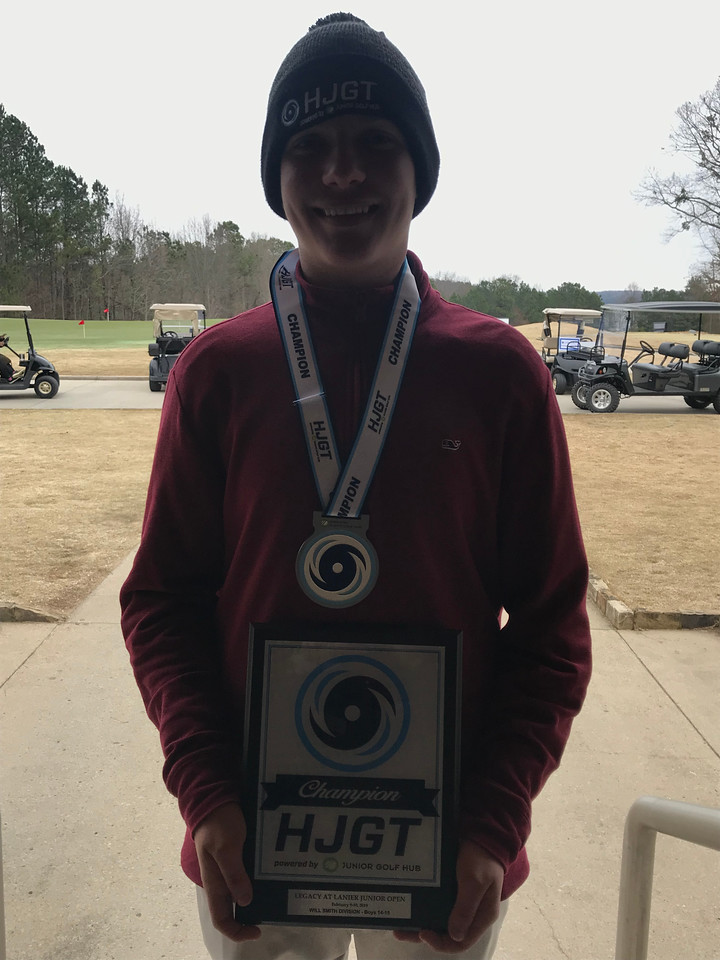 Legacy at Lanier Junior Open