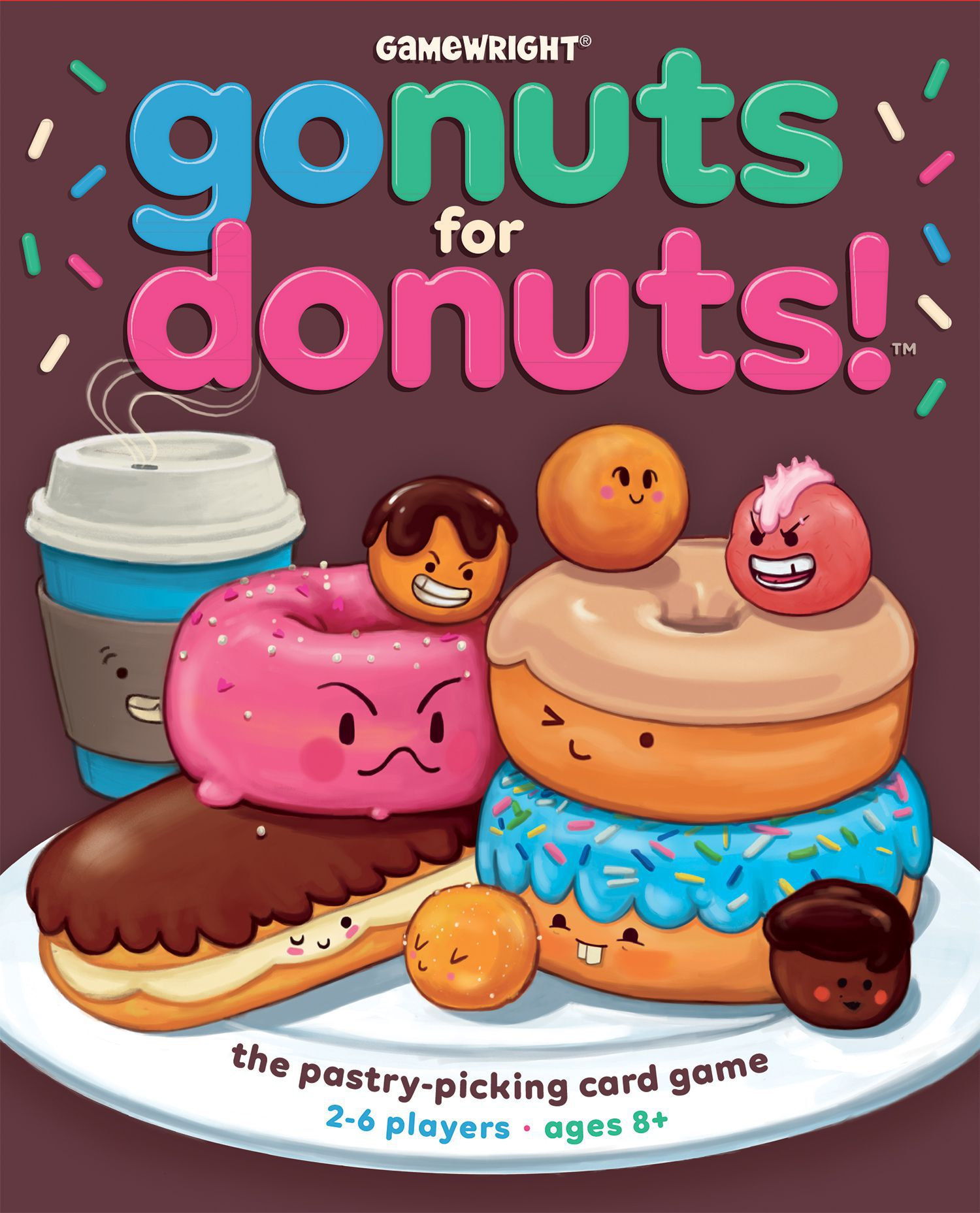 Go Nuts for Donuts