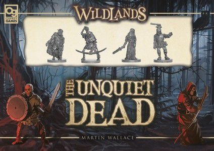 Wildlands: The Unquiet Dead
