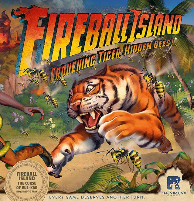 Fireball Island: Crouching Tiger, Hidden Bees!