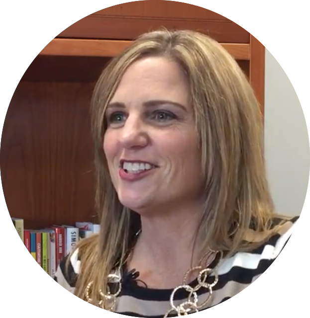 Dr. Stacey Gonzales, Director of Curriculum and Instruction, District 230