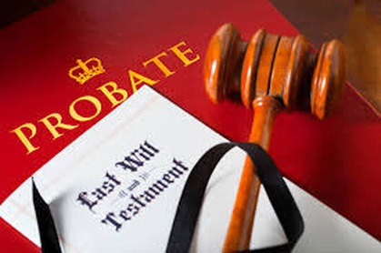 what happens in an Illinois probate case?