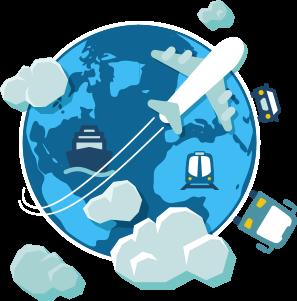 transportation information, logistics information