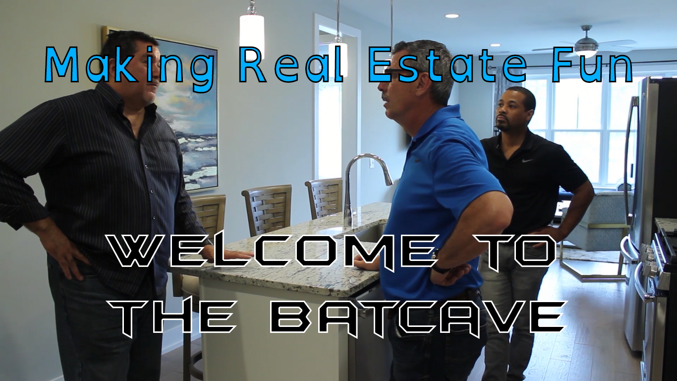 Welcome to the Batcave | The Marquis on Maple, Part 2 | Making Real Estate Fun