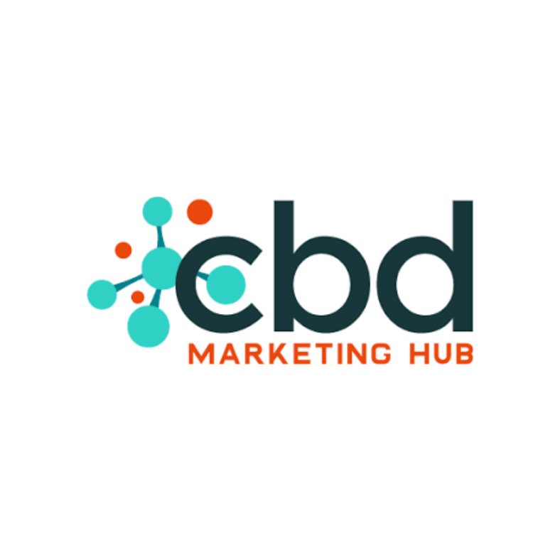 CBD Marketing Hub logo for Brightfield testimonial