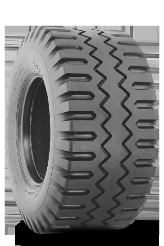 Non-Directional Duplex Farm Tire