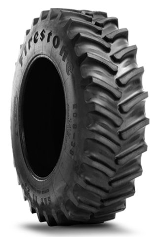 Super All Traction II 23 Degree Tire