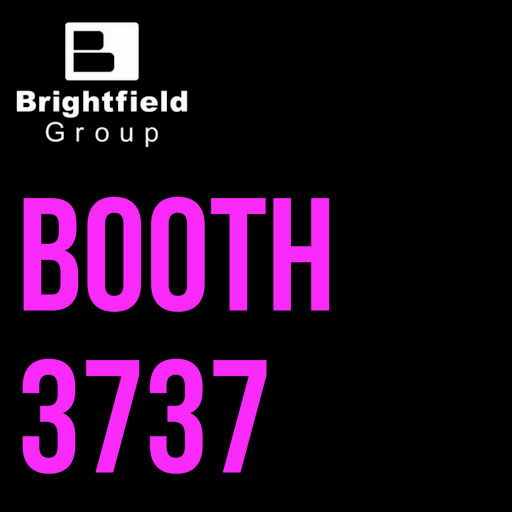 Visit Brightfield at Booth 3737
