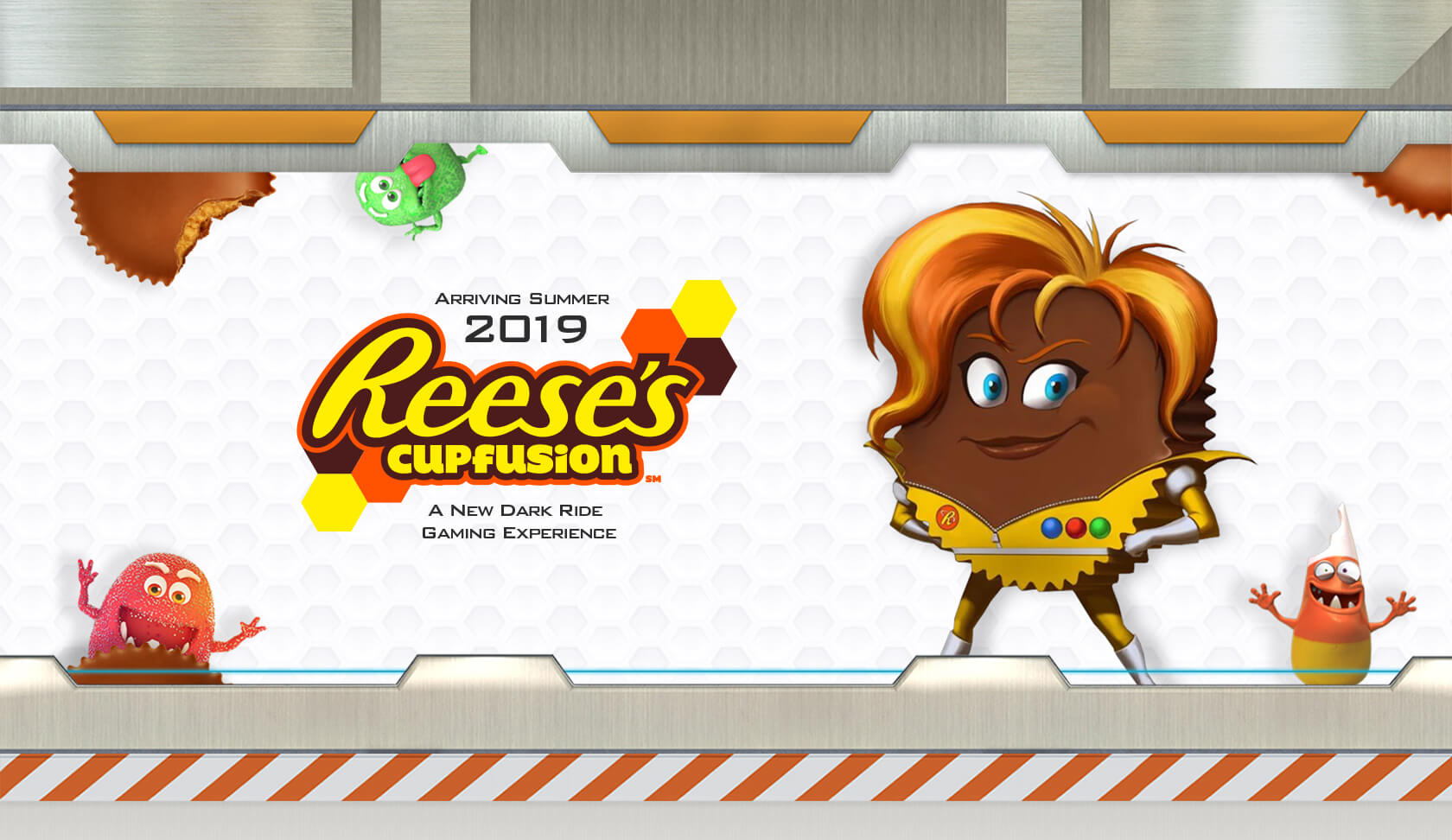 Reeses Cup Fusion Sally Corp