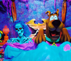 Scooby-Doo's Haunted Mansion