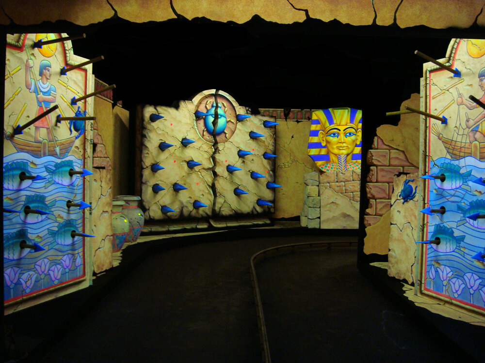 spike walls