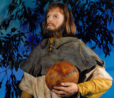 14th Century Futball Player