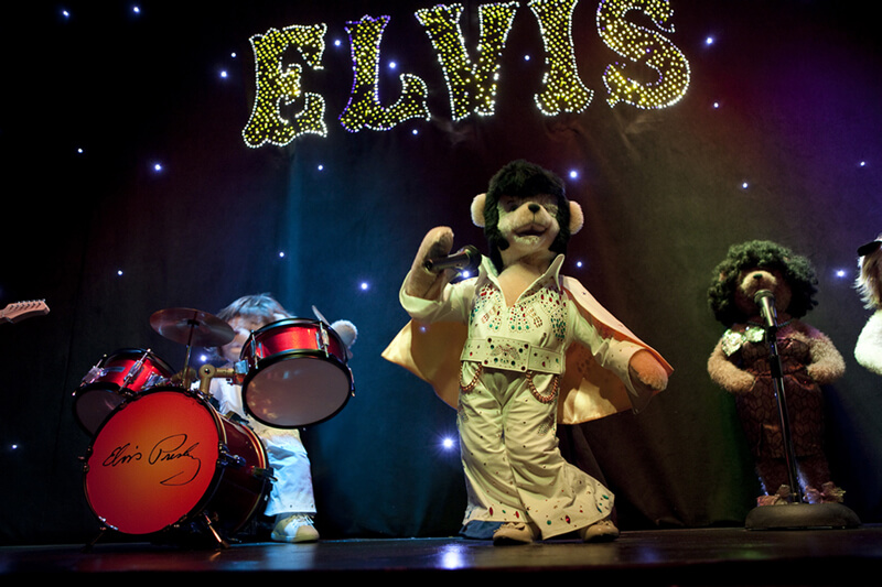 Teddy Bear World: Elvis