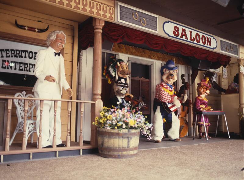 saloon shot
