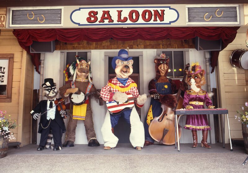 Bubba Bear & the Badland Band