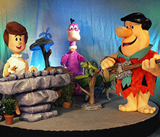 Flinstones Bedrock Band