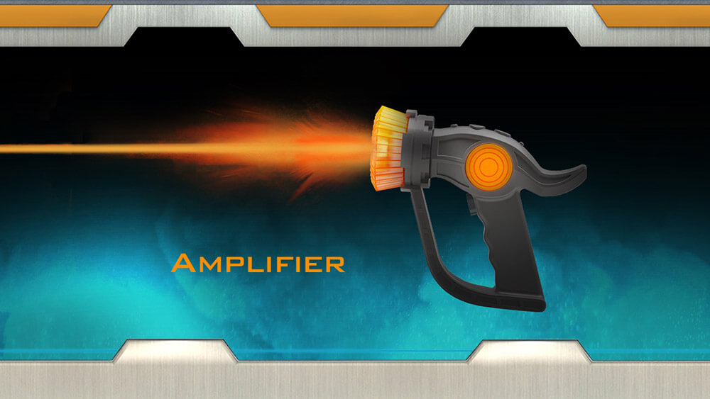 RC amplifier