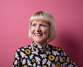Ngaio Harding-Hill   Senior Manager of Attractions and Live Experiences at Aardman
