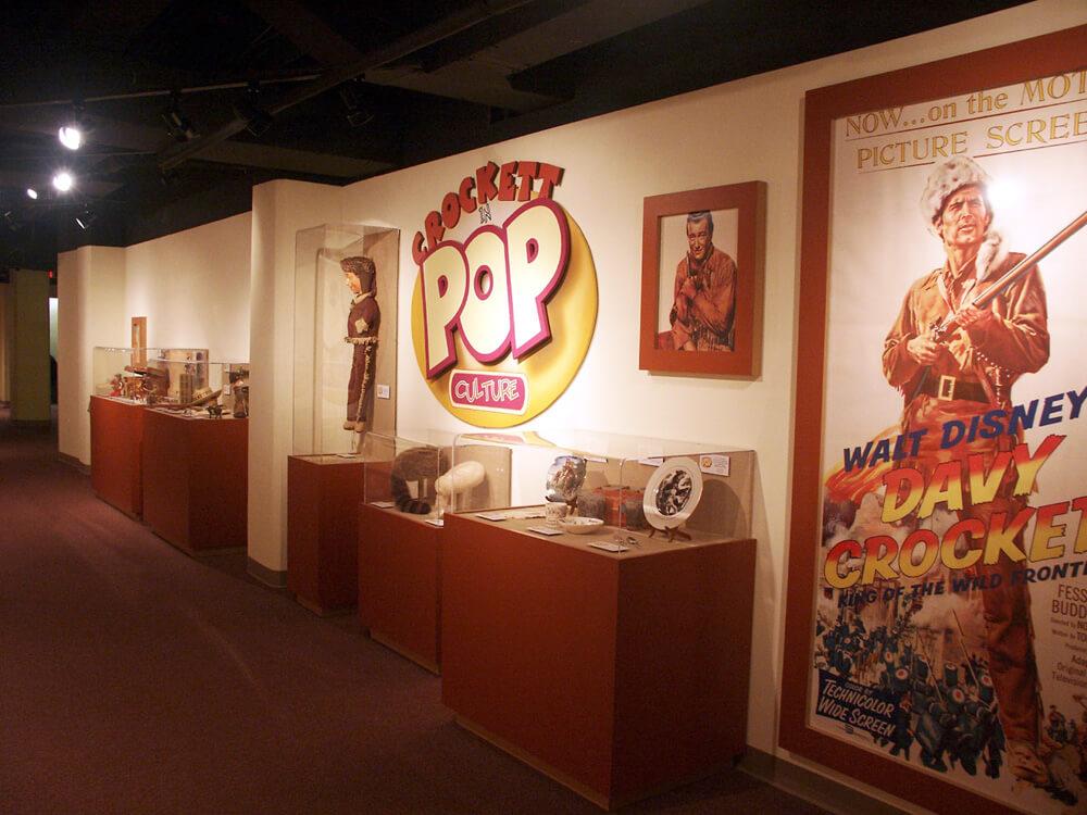 pop exhibit