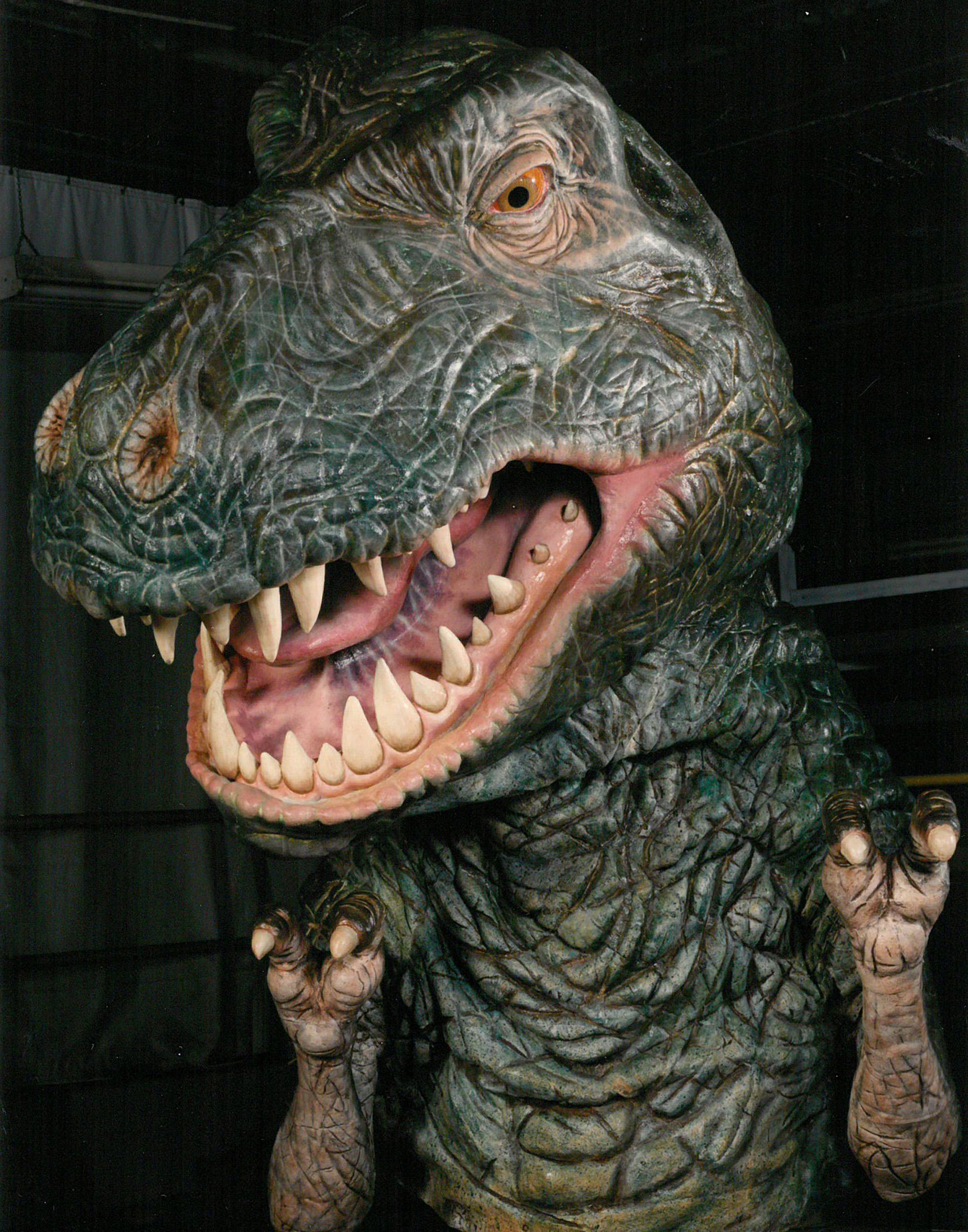 Tyrannosaurs Rex