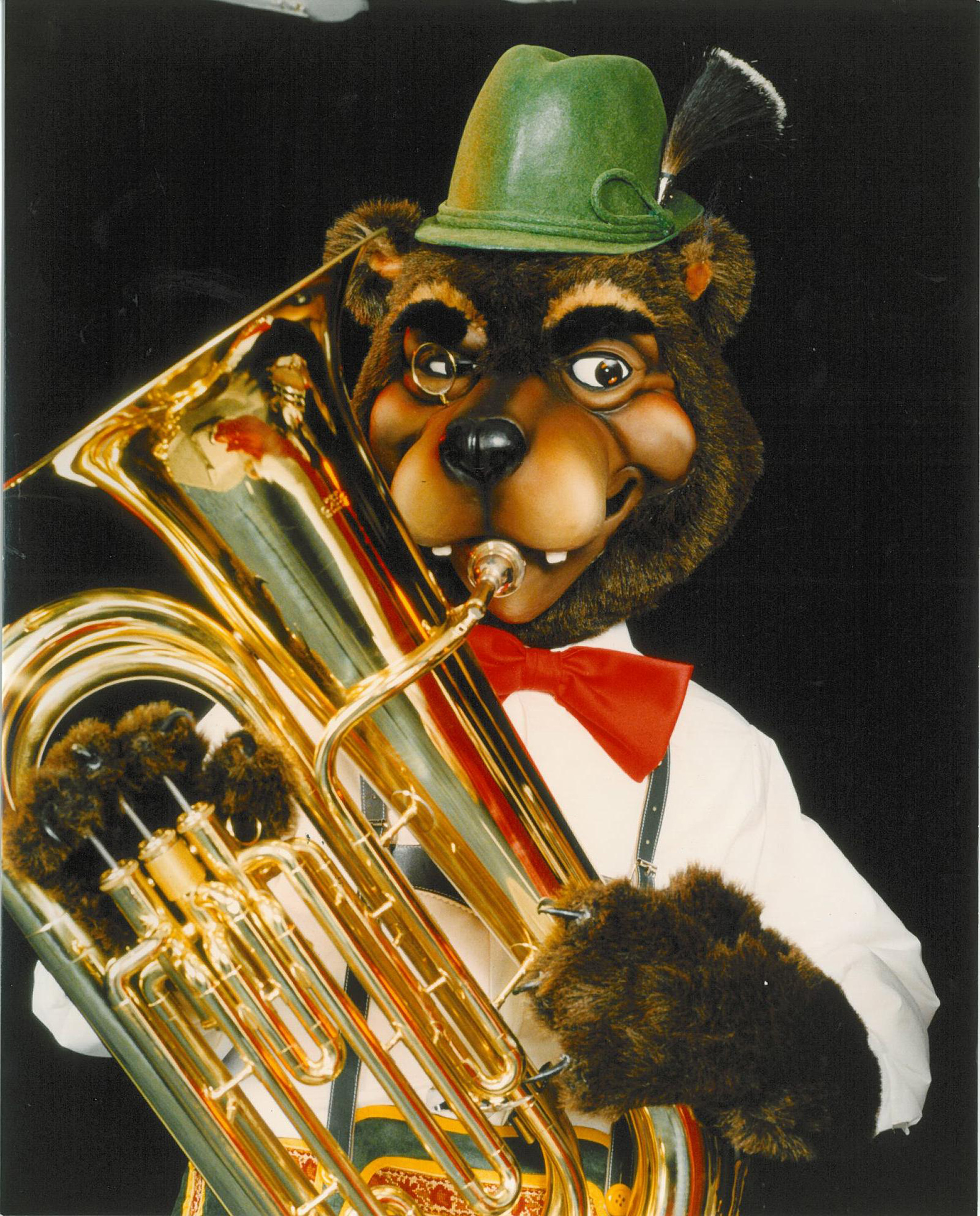 Oompa Bear