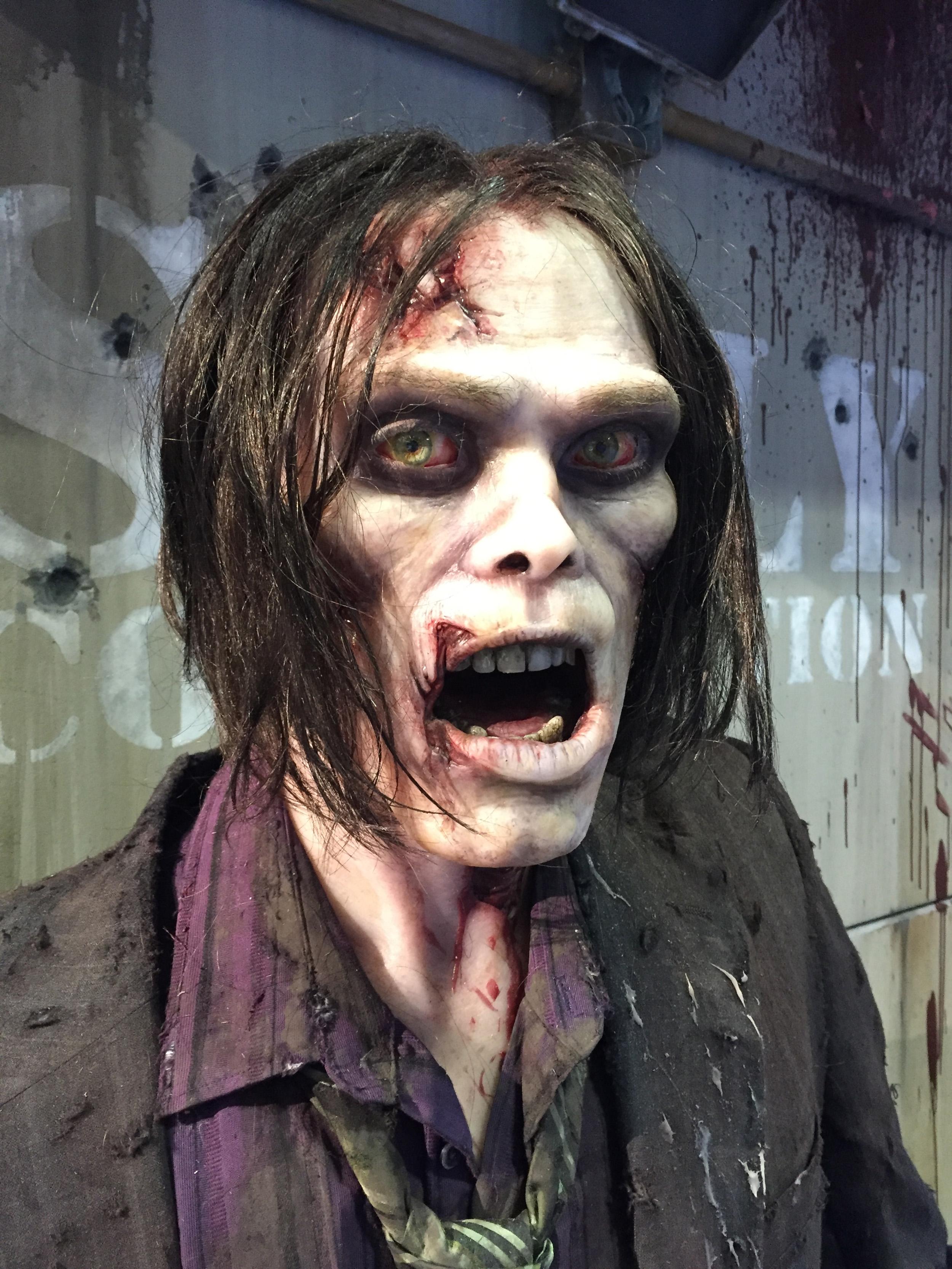 Walker from AMC's The Walking Dead