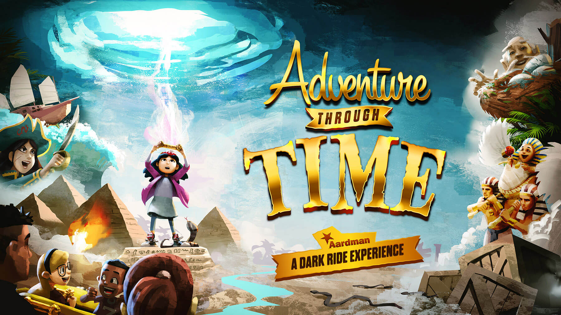Adventure Through Time