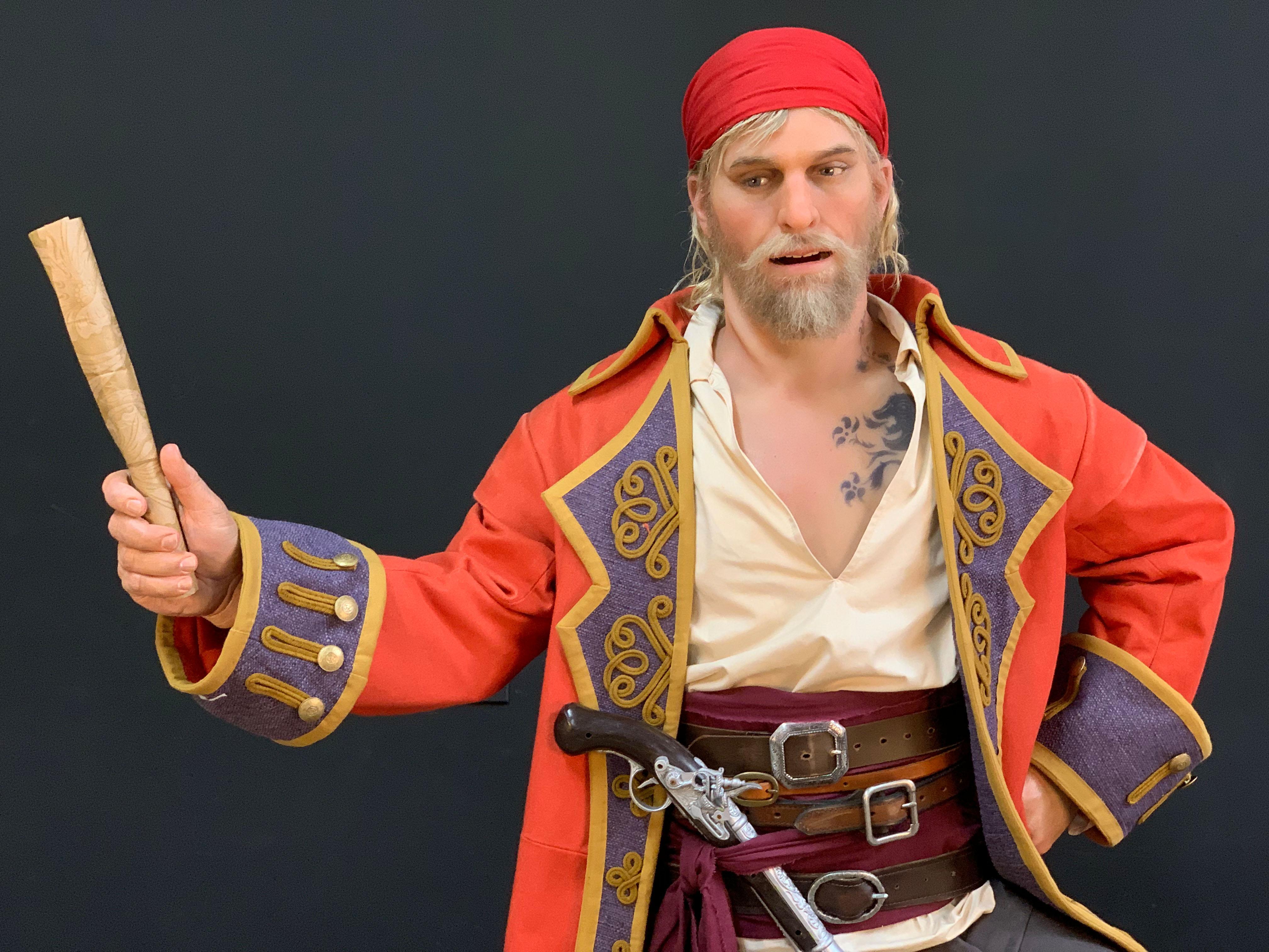 European Pirate