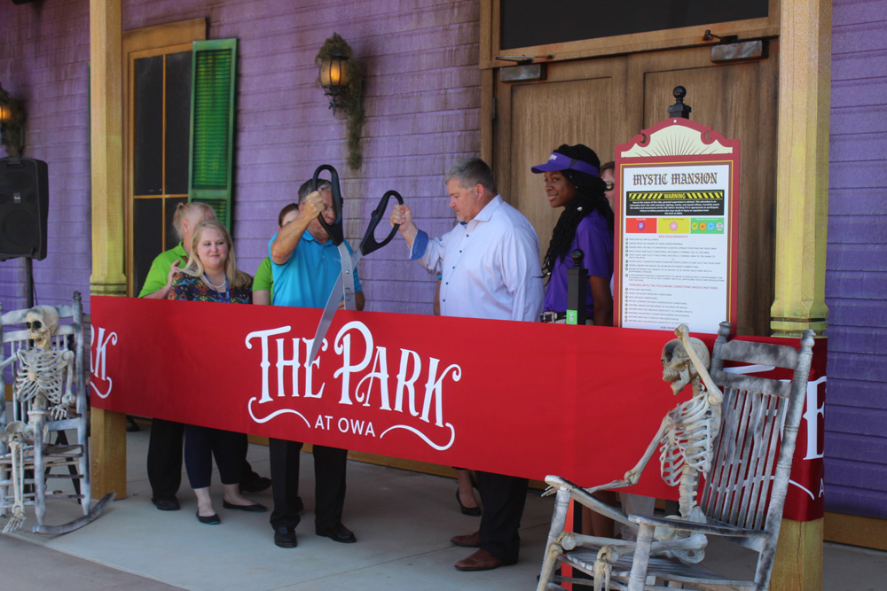 Kristin Hellmich | Director of Marketing The Park at OWA