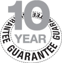 RoofLITE 10 Year Guarantee