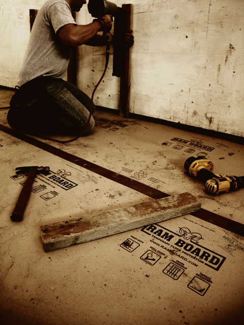 Ram Board Floor Protection