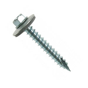 Timber TEK Screw with Gash Point