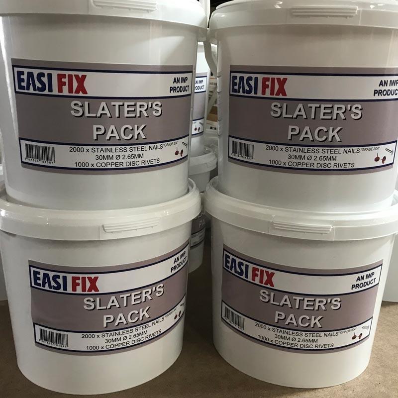 Easi-Fix Slater Packs