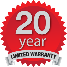 Centaur 20 Year Warranty