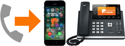 Call Routing enables you to capture calls to your freephone 0800 Numbers from any device