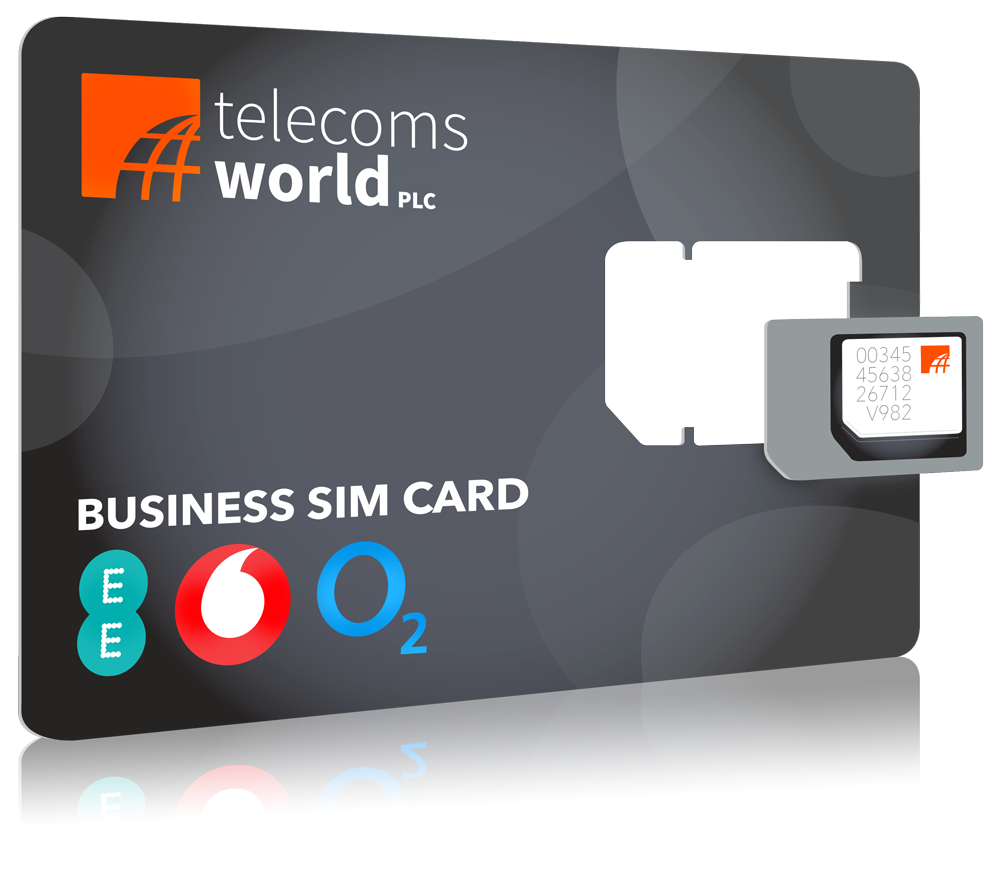 Our business SIM only deals for small to larger businesses are perfect for getting a great deal for your business phone calls