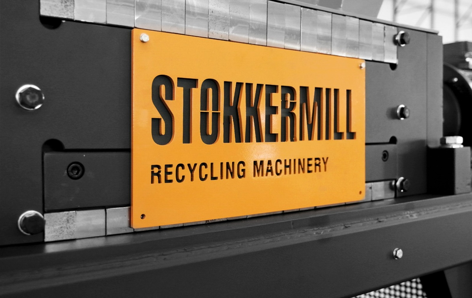 industrial recycling machinery