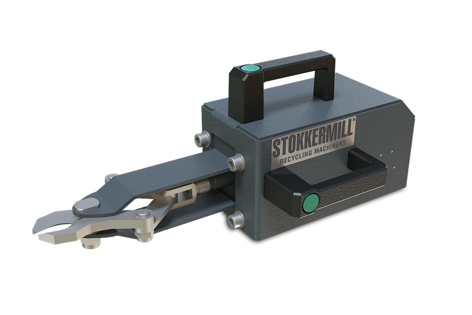 Kabelscheren pneumatische | STOKKERMILL CableChop