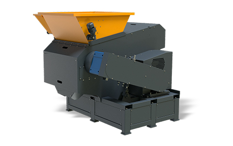 Single Shaft Shredder | CSR - STOKKERMILL
