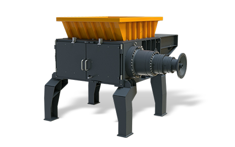 Industrial primary shredder | C - STOKKERMILL