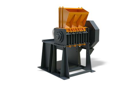 Premacinatore Industriale Monoalbero – MFS