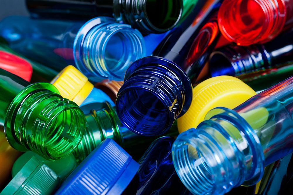Riciclaggio materie plastiche