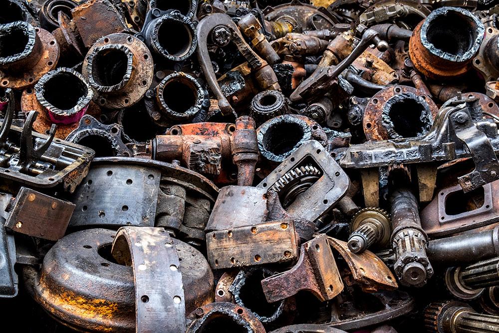 Riciclaggio motori e cambi automobilistici