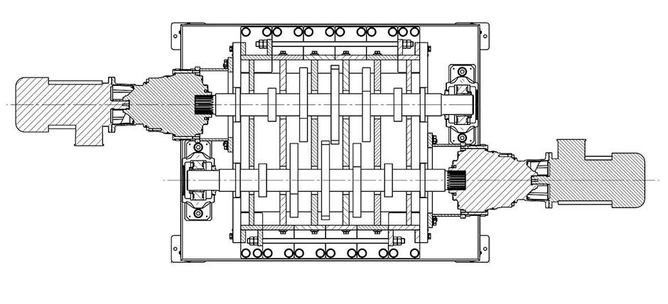 Industrial Aluminum Shredder | LC - STOKKERMILL