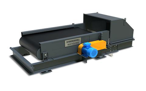 Magnet Wirbelstromabscheider (Eddy Current)