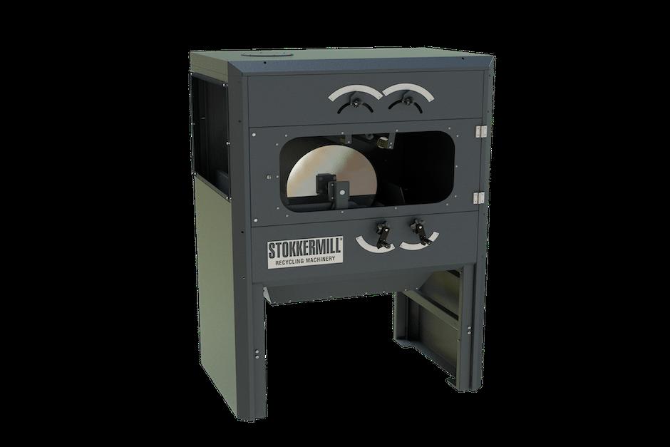 Elektrostatische Metall Separatoren | STOKKERMILL Italy E-Sorting