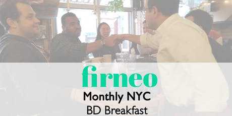 Firneo Monthly Business Development Breakfast