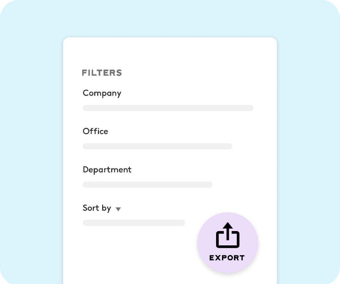 Kenjo's feature help companies to create orgcharts