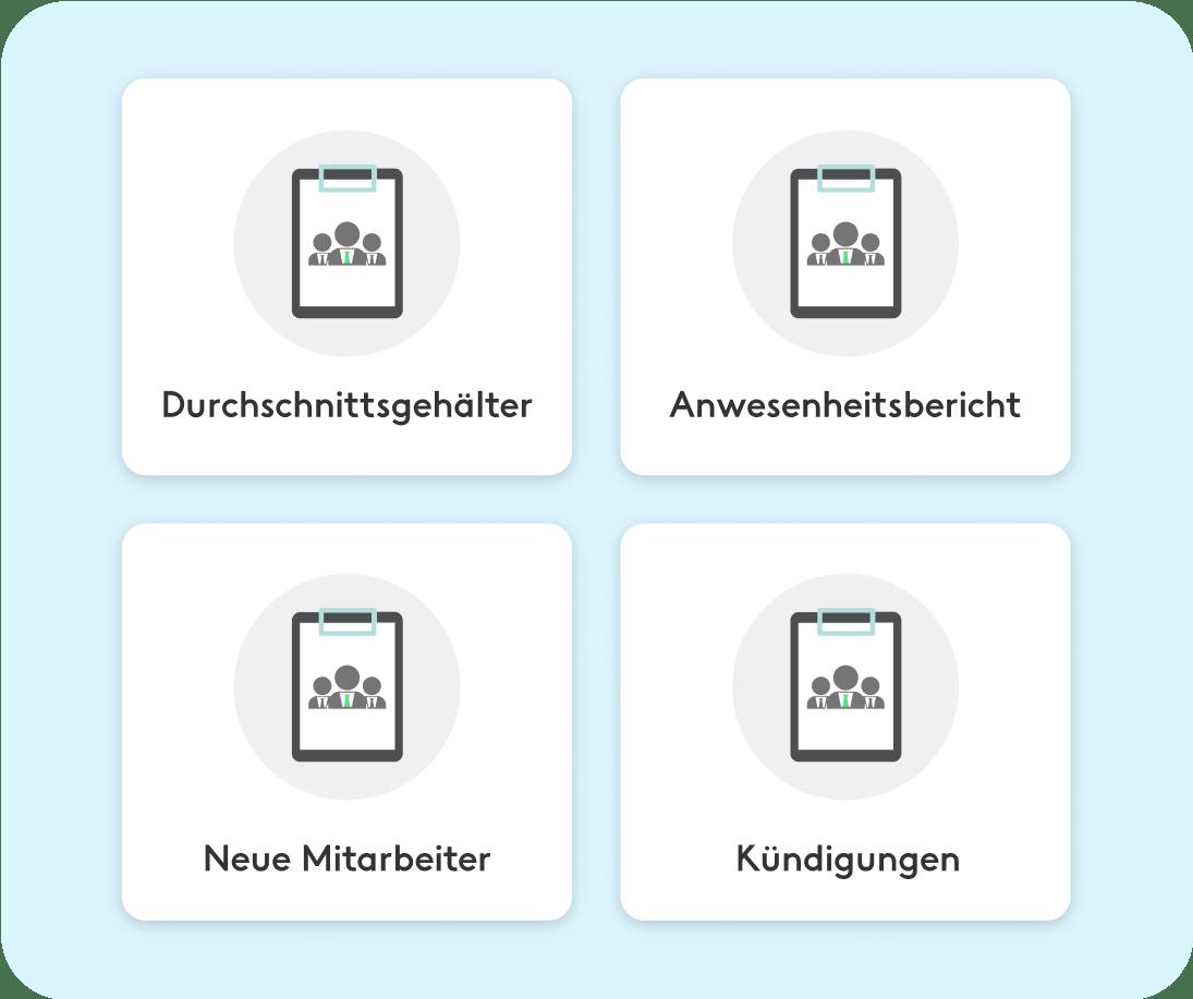 Analyse Dashboards für die HR-Abteilung mit Kenjo