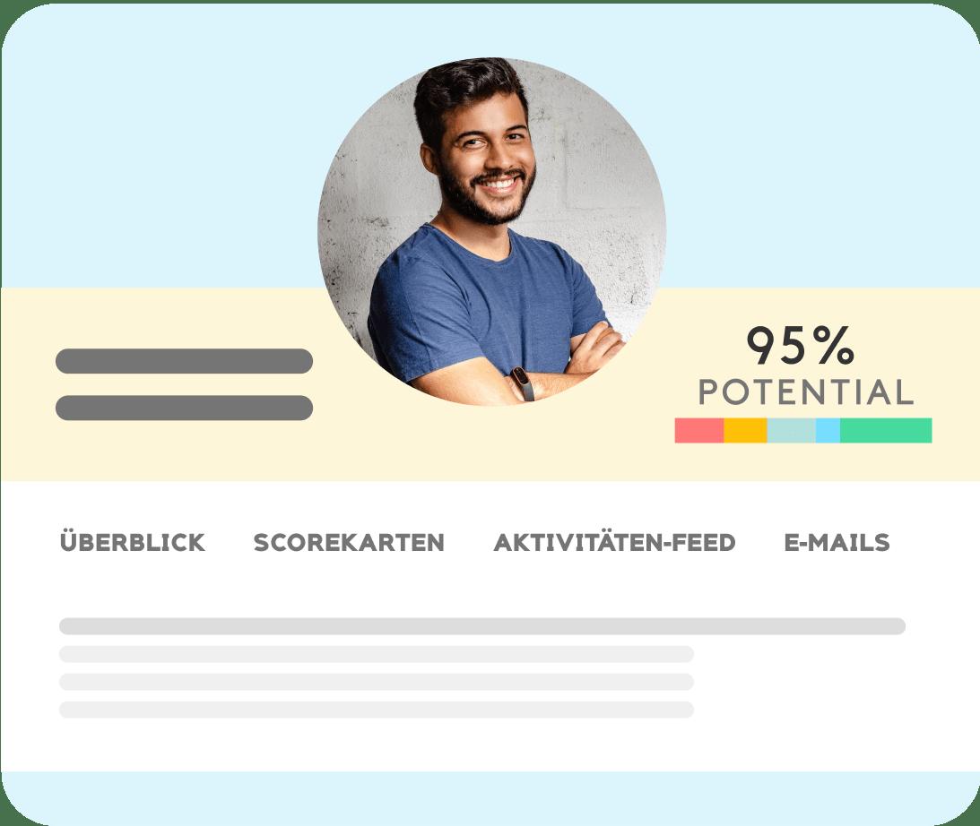 Personalvermittler nutzen Kenjo, um perfekte Bewerber zu finden